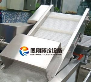 Large Multi-Function Ozone Impritiy Removed Lettuce Cabbage Spinach Washing Machine pictures & photos