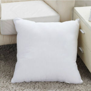 Luxury 5-Star Hotel 16inch Duck Down Pillow with Insert pictures & photos