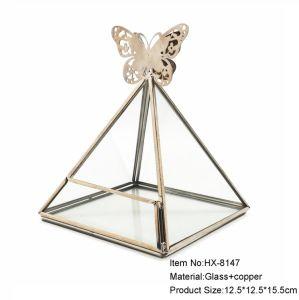 Lowest Price Tabletop Glass Terrarium Vase Manufacturer pictures & photos