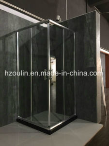 Square Shower Enclosure with Clear Glass pictures & photos
