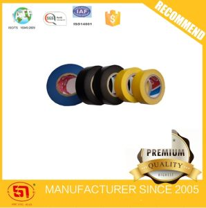 Black PVC Electrical Insulating Tape for Automobile Wire Harness pictures & photos