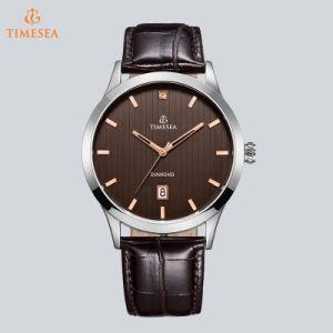 Jewellery Classic Waterproof Stainless Steel Men Wrist Watch 72743 pictures & photos