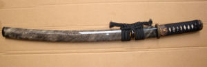 High Grade Hand Forged Wakizashi pictures & photos