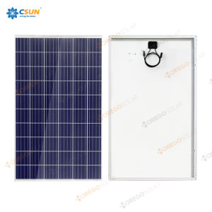 Csun Poly Solar Panel 265W 270W with Yingli Solar Cell for Home Electricity pictures & photos