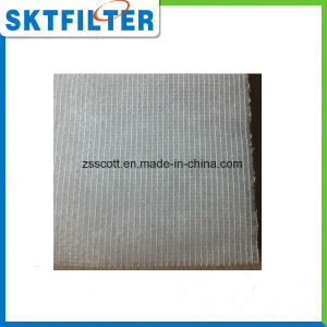 White and Green Fiberglass Paint Stop Filter Media Glass Fiber Mat pictures & photos