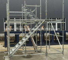 Hot DIP Galvanized Ringlock Scaffolding Tower pictures & photos