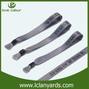 Smart RFID Custom Fabric Wristbands for Party Decoration pictures & photos