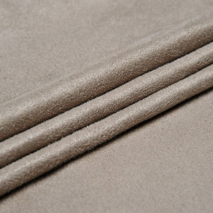 100% Polyester Faux Suede Fabric for Sofa pictures & photos