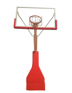 Outdoor Movable Basketball Hoop Stand for School Training pictures & photos