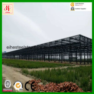 Two-Story Prefabricated Structural Steel Building pictures & photos