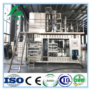 High Quality Complete Automatic Aseptic Paper Carton Box Milk Juice Beverage Filling Sealing Machine Stainless Steel Ce ISO pictures & photos