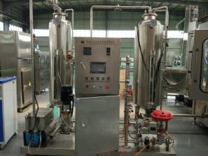 Carbonated Soda Water Making Machine pictures & photos