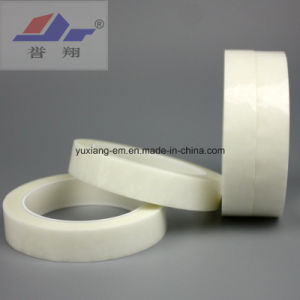 Polyester Film Electrical Insulation Adhesive Tape (White) pictures & photos