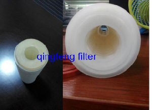 10inch PP Pleated Water Filter Cartridge for Water Filter System pictures & photos
