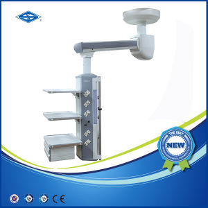 Surgical Theatre ICU Medical Hospital Manual Ceiling Pendant (HFP-DD240/380) pictures & photos