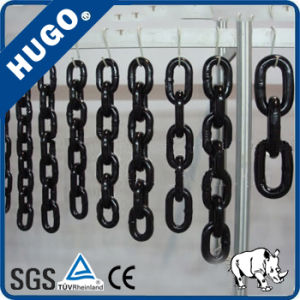 Hot Sale Alloy Steel High Tensile 6mm G80 Silver Link Chain pictures & photos