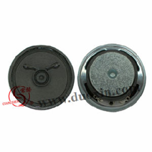 8ohm 0.5W 91dB 45mm Metal Frame Paper Cone Speaker Long Service Life pictures & photos