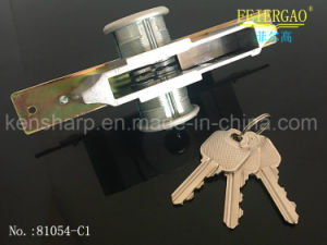 Hot Sale Linkage Aluminum Grill Door Lock 81054-C1 pictures & photos