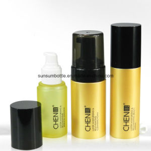Whole New Design 30ml -80ml Spray Bottles Empty Plastic Jar Cosmetic Packaging pictures & photos