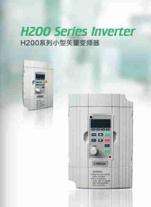 H300 Series Inverter Three Phase AC380 110kw-132kw Inverter pictures & photos