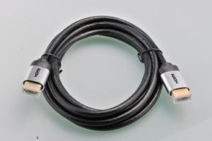 4k 3D HDMI Cable with Fine Copper of Core Wirein Black pictures & photos