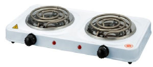 Electric Stove Two Burners (HP-S821) From Stock pictures & photos
