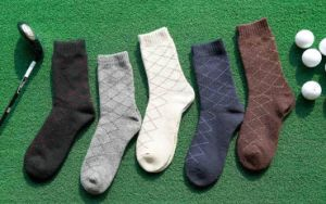 Winter Wool Socks for Men Thick Cotton Hosiery Wholesale China Manufacturer pictures & photos