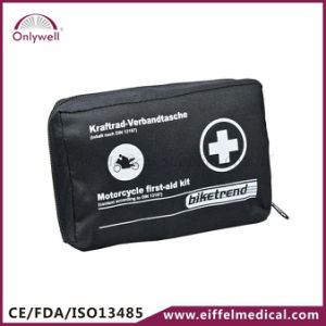 DIN13167 Motorcycle Medical Emergency First Aid Box pictures & photos