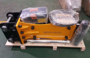 Slience Bracket Type Hydraulic Breaker for 4-7ton Excavator pictures & photos