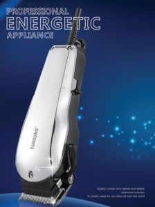 2017 Best Electric Rechargeable Hair Clipper with Switch Blade pictures & photos