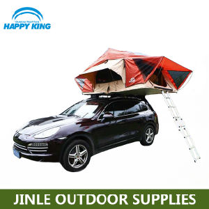 Hot Selling Waterproof Canvas Car Roof Top Tent pictures & photos