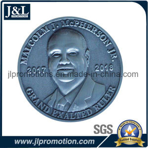 Customer Design 3D Metal Coin with Good Quality pictures & photos