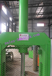 Vertical Single-Pole Rubber Bale Cutter with BV ISO SGS pictures & photos