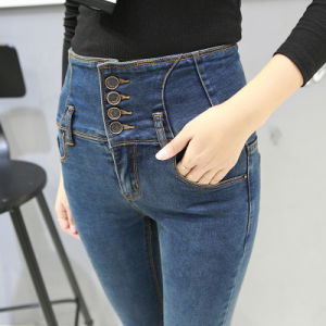 2017 Fashion High Quality Brand Lady Jean pictures & photos