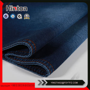32/2 Chemical Fiber Material Terry Denim Fabric pictures & photos