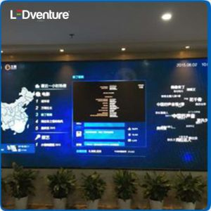 Indoor Full Color Big LED Video Wall for Advertising Solution pictures & photos