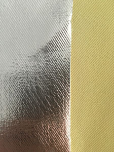 Kevlar Fabric Coated Aluminized Film pictures & photos