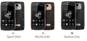 Blackview BV7000 PRO 12.6mm 4GB RAM Waterproof Drop-Proof Dust-Proof Smart Phone Mocha Gold pictures & photos