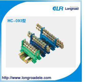 Manufacture Hc-003 Terminal Block/High Quality Terminal Blocks pictures & photos