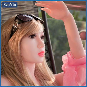 RoHS 148cm Lifelike Solid Silicone Sex Love Doll pictures & photos