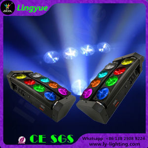Best Price 8X10W LED Effect Mini Spider Light for Stage pictures & photos