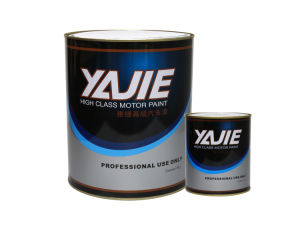 Yajie Brand Car Refinish Coatings pictures & photos