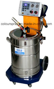 Manual Powder Coating Spray Gun (Pistola de pintura en polvo) pictures & photos
