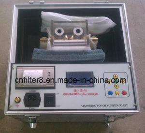 Top Insulation Transformer Oil Breakdown Voltage Tester (Iij-II-80kv) pictures & photos