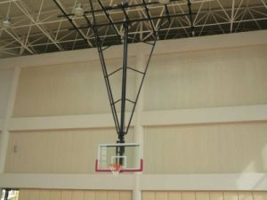 Wholesale Ceiling Mounting SMC Backboard Basketball Hoop pictures & photos