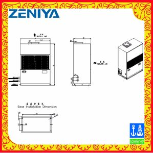 Floor Standing Air Conditioner for Industry and Dorm pictures & photos