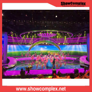 P6.67 HD Oudoor LED Rental Display Screen pictures & photos