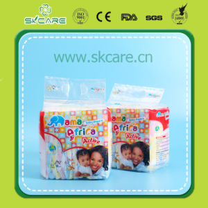 2017 Disposable Cloth Baby Diaper with Cheap Price pictures & photos