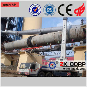 Energy-Saving Magnesium Rotary Kiln Exporting to Posco pictures & photos