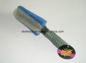 Scouring Pad Car Brush pictures & photos